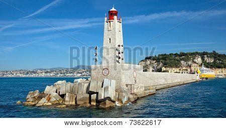 City Of Nice - Lighthouse
