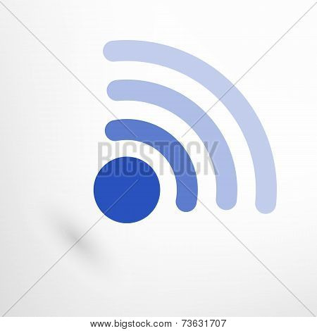 Creative Wireless Icon