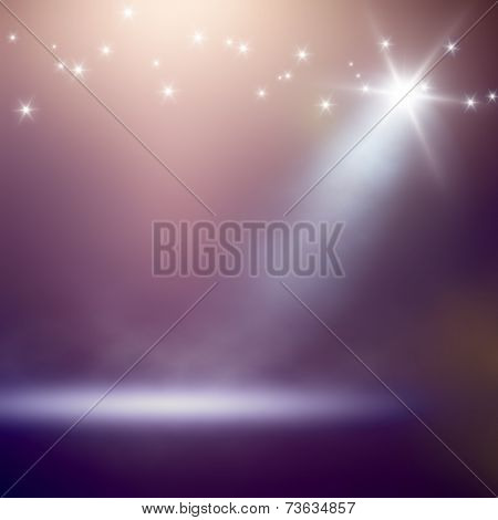 An image of a nice stage lights