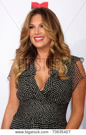 LOS ANGELES - OCT 10:  Daisy Fuentes at the 2014 NCLR ALMA Awards Arrivals at Civic Auditorium on October 10, 2014 in Pasadena, CA