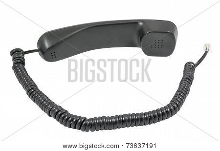 Telephone Receiver And Cord