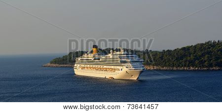 Costa Fascinosa Cruise Liner