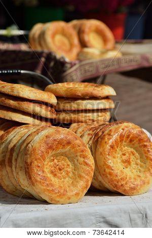 Uzbek National Flatbread