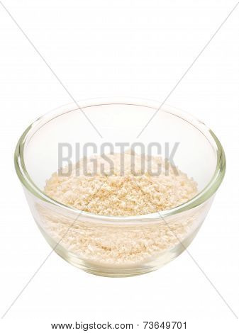 Breadcrumbs Isolated