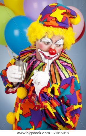 Tipsy The Clown - Shhhhh