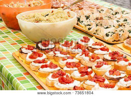 Rich Breakfast Buffet