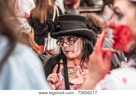 World Zombi day - London 2014