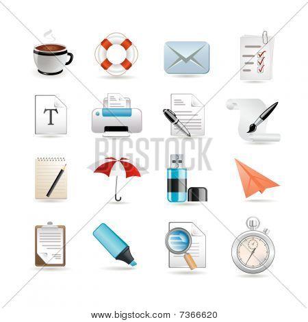 Universal Set Of Web Icons