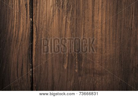 Waxed Chestnut Wood Veneer