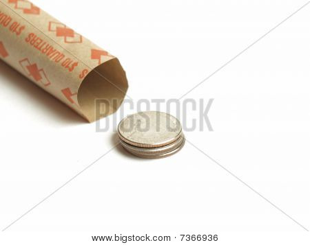 Quarter roll