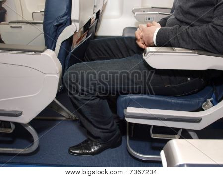 Lack of legroom