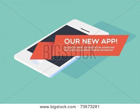 Our new app!