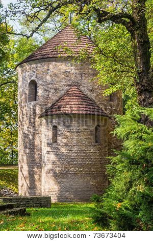 Romanesque St Nicholas Rotunda