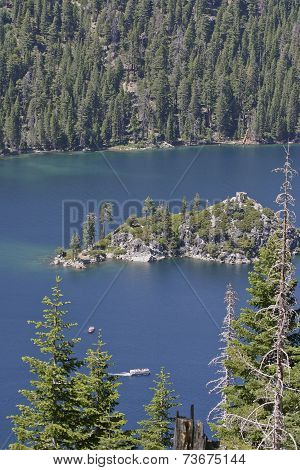 Scenic Tour Of Lake Tahoe And Fannette Island