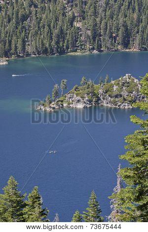 Lake Tahoe Exploring