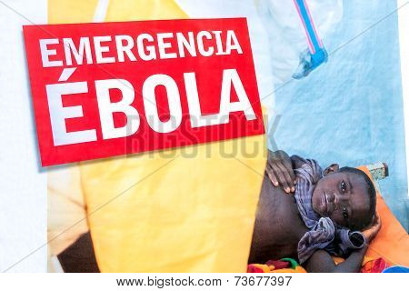 Warning Against Ebola