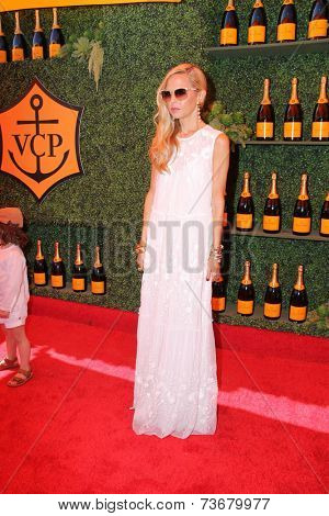 LOS ANGELES - OCT 11:  Rachel Zoe at the Fifth-Annual Veuve Clicquot Polo Classic at Will Rogers State Historic Park on October 11, 2014 in Pacific Palisades, CA