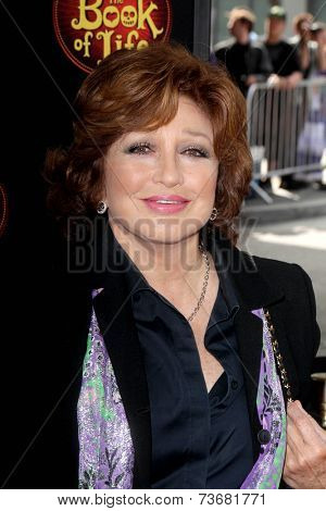 LOS ANGELES - OCT 12:  Angelica Maria at the