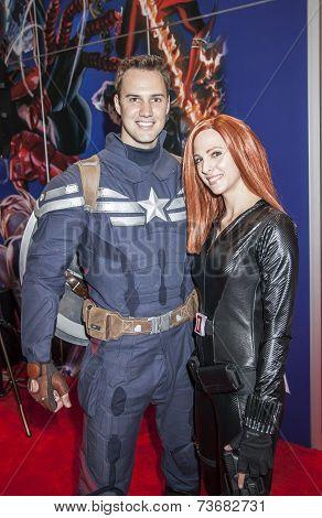 Comiccon 2014