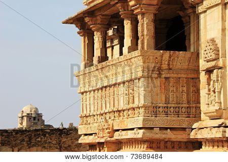 Exterior Of Kumbha Shyam