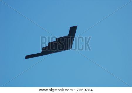 The Northrop Grumman B-2