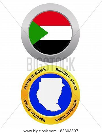 Button As A Symbol Sudan