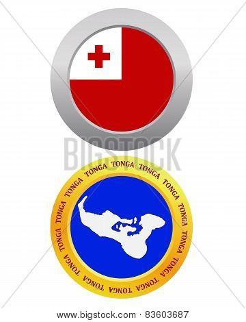 Button As A Symbol Tonga