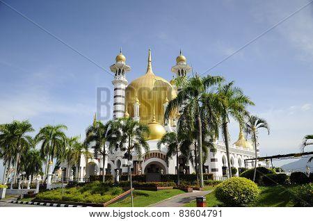 Ubudiah Mosque at Kuala Kangsar, Perak