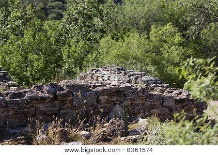 An Ancient Wall