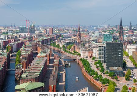 Hamburg In Summer