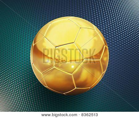 fútbol dorado