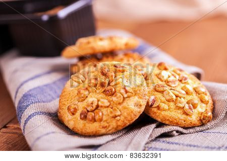 Peanut Chip Cookies