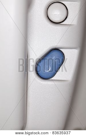 Button To Open The Door