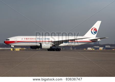 Chinese boeing 777