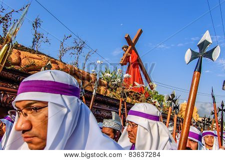 Good Friday Procession, Antigua, Guatemala