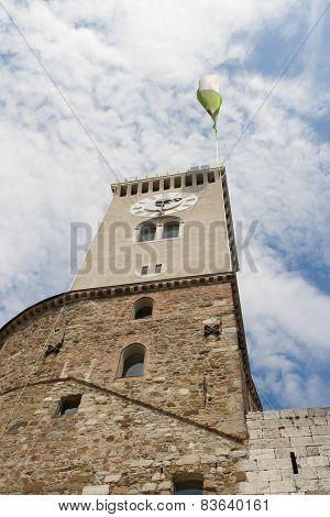 Castel Lubljana