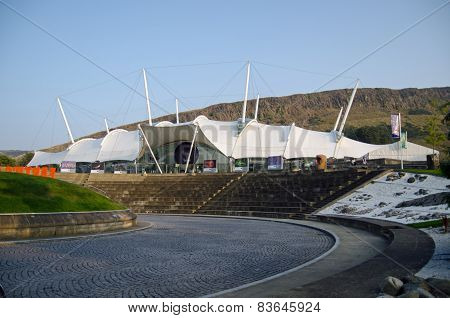 Dynamic Earth, Edinburgh