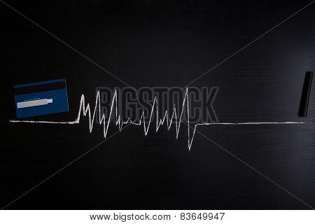 Drug Pulse Line