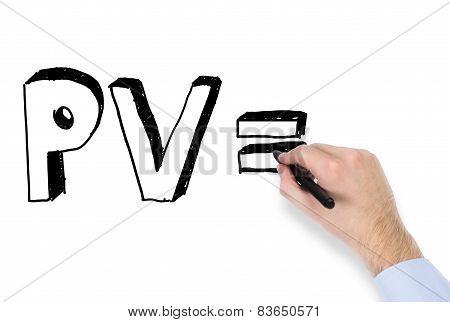Hand Drawing Pv