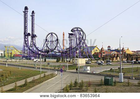 Sochi Park - theme park