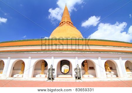 Big pagoda