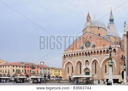 The Basilica Of Saint Anthony Of Padua