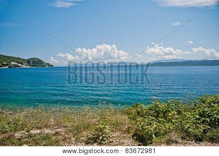 Croatian Seascape