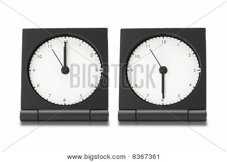 Electronic Alarm Clocks