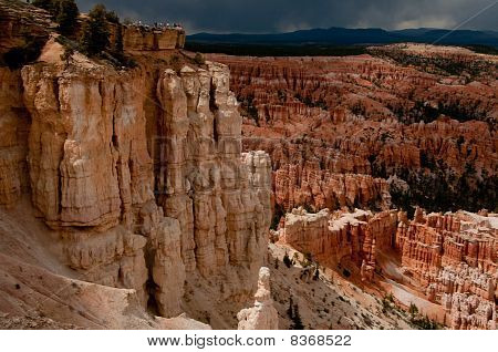 Bryce Canyon Visitors