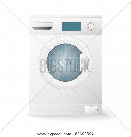 wash mochine