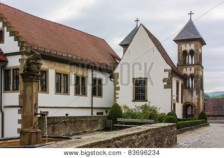 Comburg. Germany