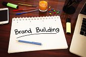 Постер, плакат: Brand Building