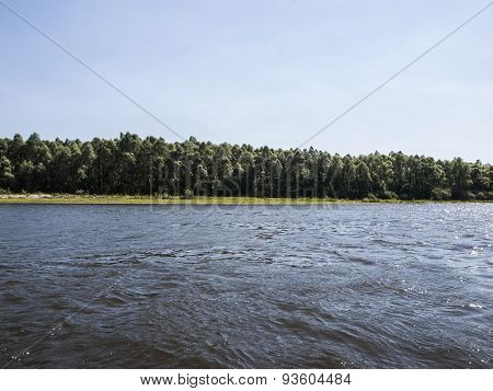 River Background