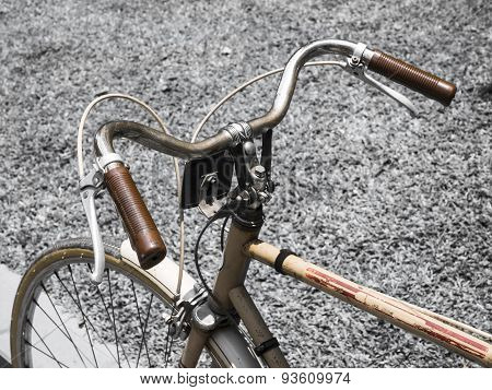 Vintage Bicycle Outdoor